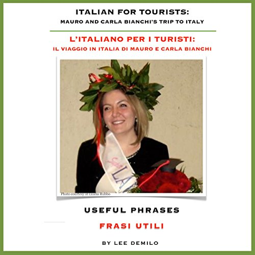 L'Italiano per I Turisti [Italian for Tourists]: Useful Phrases cover art