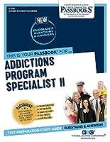 Addictions Program Specialist II (Career Examination)