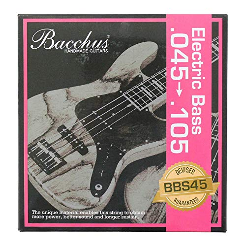 『BACCHUS EB Strings BBS45 45-105 エレキベース弦』のトップ画像