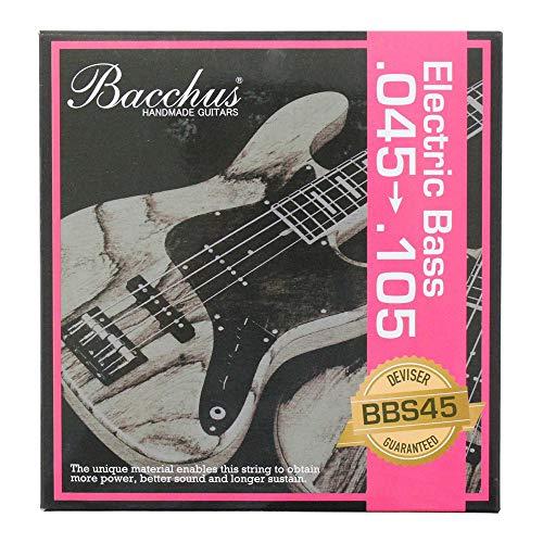 7位:バッカス『エレキベース弦 BBS45』