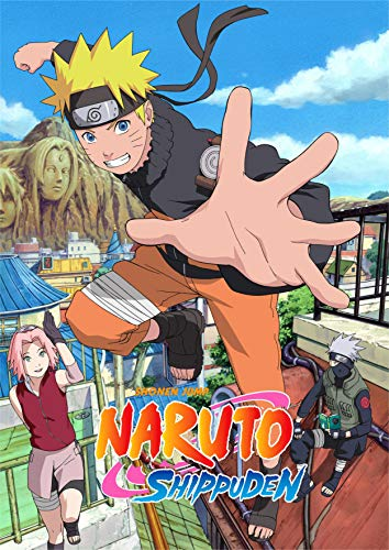 Sweetums Signatures Naruto Shippuden - Jump Anime Poster,12x18inch,30x46cm