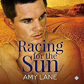 Racing for the Sun audiobook cover art