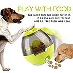 Pet Snack Ball Chien Chat Chiots Augmenter IQ Balle Interactive Distribution Alimentaire, IQ Balle Chien Chiot Jouets Éducatifs Amusant Puzzle Balle Alimentaire. #3