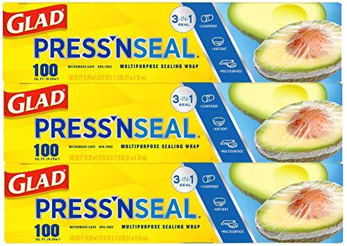 Glad® Press'n Seal® Plastic Food Wrap