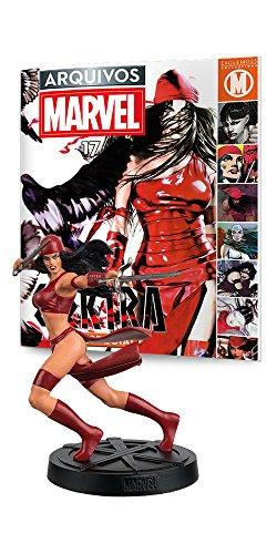 Elektra - Coleção Marvel Fact Files