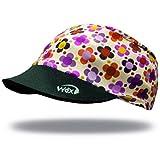 WDX Barcelona Kids Coolcap, Fit Cap with Neoprene Visor, UV