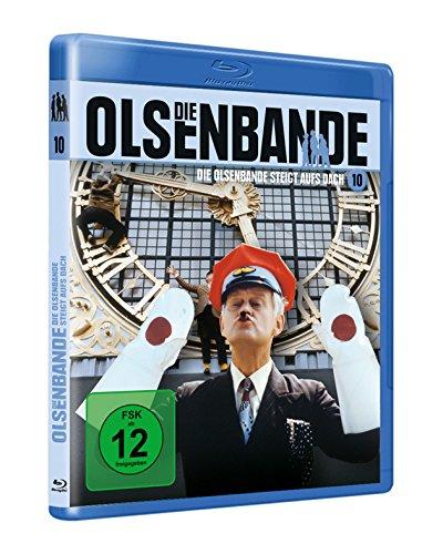 Die Olsenbande - Steigt auf's Dach [Blu-ray]