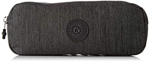 Kipling Arlo, Porte-monnaie femme, Noir (Black Indigo W), 23x9.5x4.5 cm (B x H T)