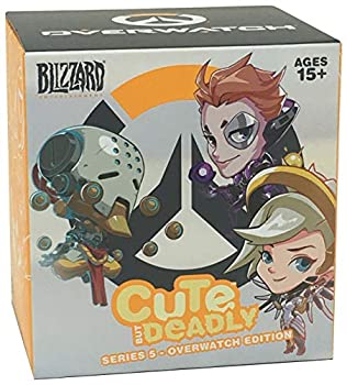 Overwatch Cute But Deadly Mystery Figure 1 Blind Random Pack Series 5  1pc