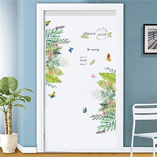 Cooldeerydm 3D Cool deursticker ladder woonkamer slaapkamer PVC zelfklevend behang Home Decor waterdicht Decal77 * 200 cm
