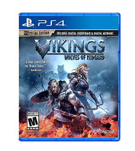 Jogo Vikings: Wolves of Midgard (special Edition) - Ps4