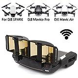 DJI Mavic Pro Mavic Air Spark Accessories for DJI Mavic Pro / Mavic Air / Spark Controller Signal Booster Foldable Signal Extender...