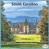 South Carolina Calendar 2022: 16 Month Squire Calendar 2022