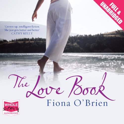 The Love Book audiobook cover art