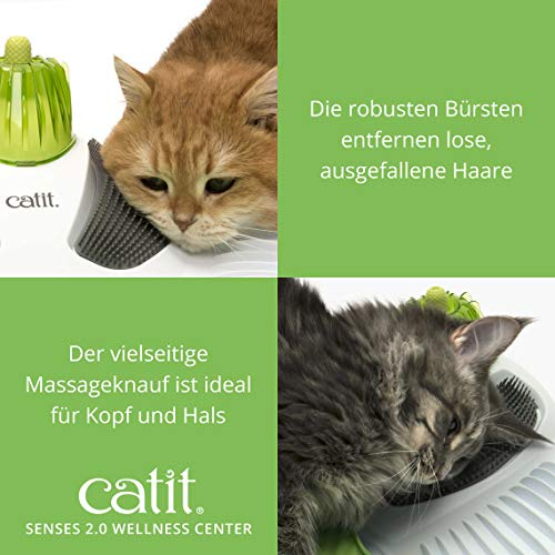 catit 43153W Senses 2.0 Wellness Center - 4