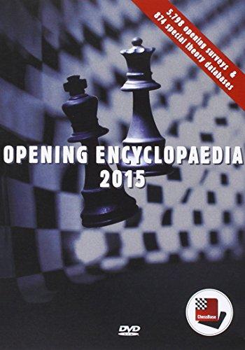 Chessbase Eröffnungslexikon 2015