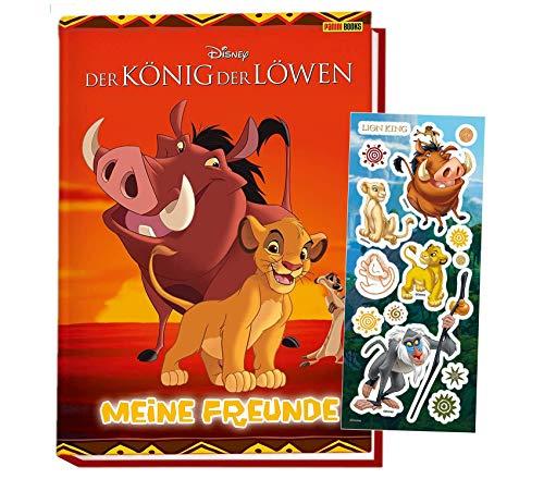 Buchspielbox Disney - Juego de pegatinas, diseño de El Rey León