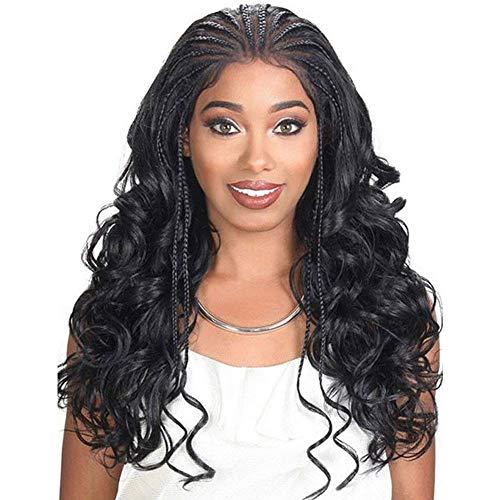Zury Sis Diva Lace Front Wig DIVA-LACE H Fulani 101 (1)