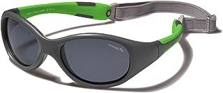 Mausito - Gafas de sol Niño 2-4 años I FLEXIBLES gafas de sol para niños con banda ajustable y extraíble I 100% PROTECCIÓN UV I Gafas de sol infantiles de Goma I Ultralivianas