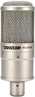 Takstar PC-K200 (Microphone + Shock mount) Only