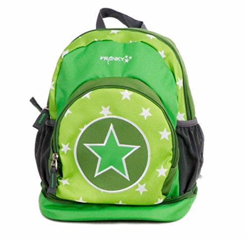 Franky Kinderrucksack mit Bodenfach KRS2 Backpack