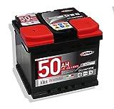 Start L1 Batteria Auto SX50AH 450A 12V