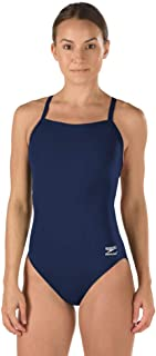 Speedo Women's Training Flyback Endurance+ Long-Lasting One Piece Swimsuit – Manufactured Discount