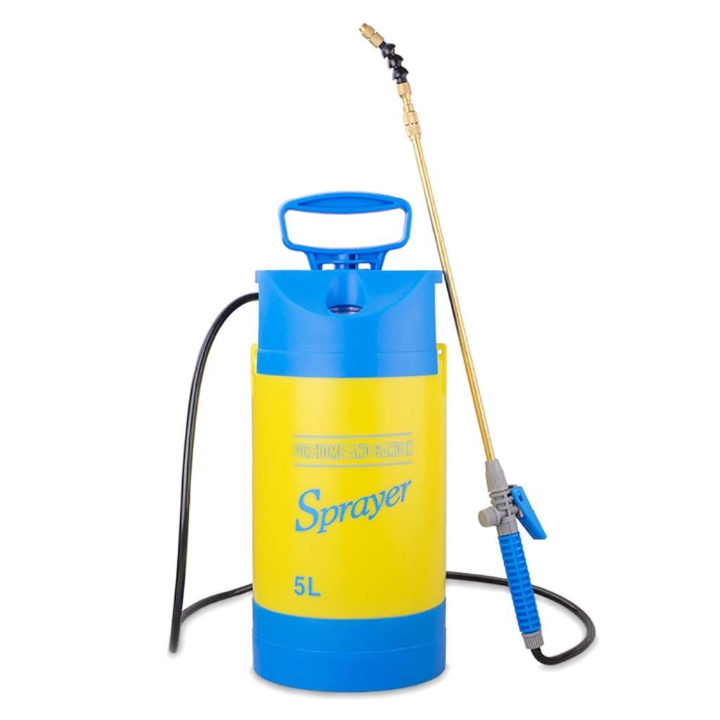JF-YLPWQ Agrícola Manual Pequeño Pulverizador De Jardín Pulverizador Riego Pulverizador Botella 5L.: Amazon.es: Hogar
