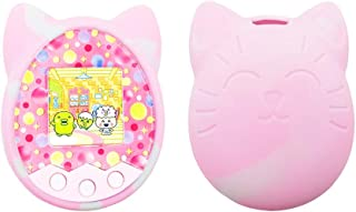Goolsky Tamagotchi Protective Cover for Cartoon Electronic Pet Game Console Shell Silicone Case Pet Game Machine Cover