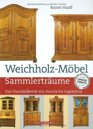 Weichholz-Moebel: Das Standardwerk von Barock bis Jugendstil by Haaff R.(1905-06-29)
