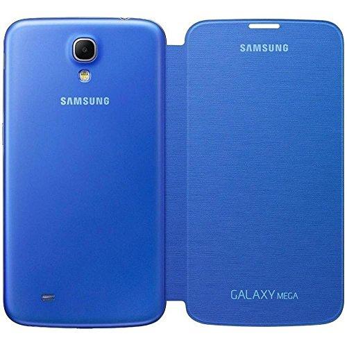 Samsung Flip Case Galaxy Mega blau