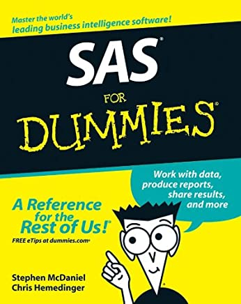 SAS® For Dummies®
