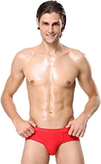 Underwear Men's Boxer Shorts Modern Casual Briefs Modal Elastic Comfortable Soft Breathable Underpants Panty Slip Men
