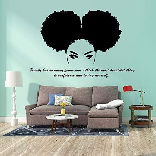 Salon wall decal _image2
