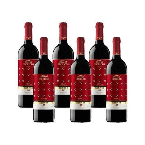Altos Ibéricos - Vino Tinto - 6 Botellas