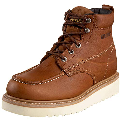 Wolverine Men's Moc-Toe 6' Work Boot