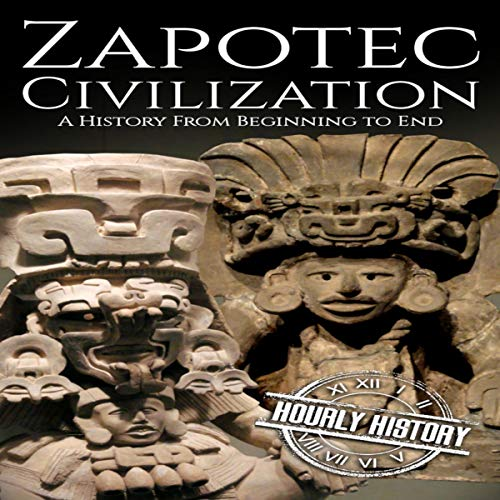 『Zapotec Civilization: A History from Beginning to End』のカバーアート
