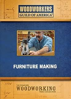 Woodworking Furniture Making 2-disc set