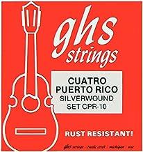 GHS Cuatro Puerto Rico 10-String Ballend 11-41 CPR-10