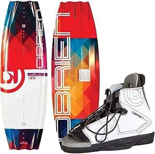 O'Brien Siren Wakeboard w/Nova Ladies Boots