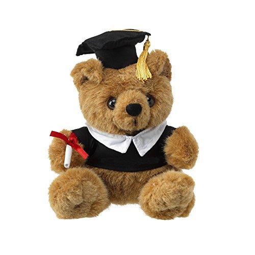 eBuyGB teddybeer, zacht, cadeau, bruin, 22,9 cm