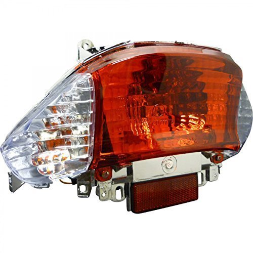 Rücklicht für Rex Rs 450 / Off Limit / Qm50QT-6 / Baotian Ecobike Speedy/Jinlun Starquad JL50QT-5 / Benzhou City Star/Zongshen Wind