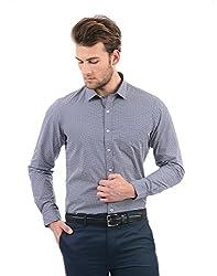 Arrow Mens Printed Slim Fit Formal Shirt