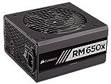 CORSAIR RMX Series, RM650x, 650 Watt, 80+ Gold Certified, Fully Modular Power...