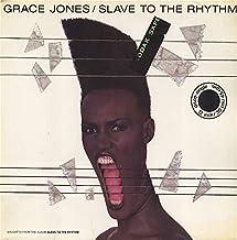 Grace Jones - Slave To The Rhythm - Manhattan Island Records - 1A K060-20 0890 6, Manhattan Island Records - K060-20 0890 6