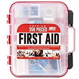 Best Aid Kits - M2 BASICS 350 Piece Professional First Aid Kit Review