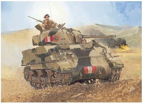 British Sherman Mk.III