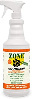 Zone Repellent No Holes! Digging Dog Prevention   Naturally Repels Pets That Dig Up or Destroy Yards   Naturally Repels Pets That Dig Up or Destroy Yards