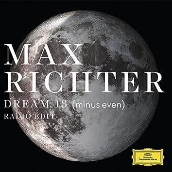 Dream 13 (minus even) (Radio Edit)
