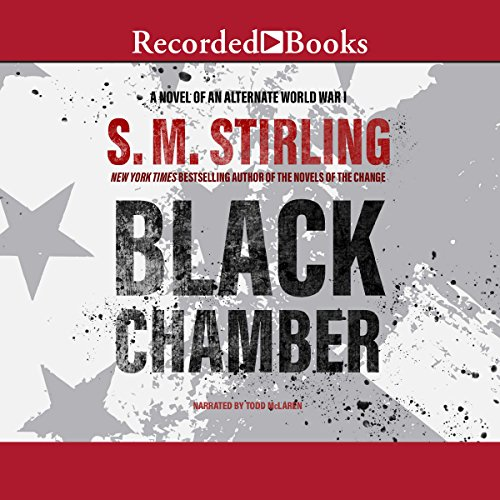 Couverture de Black Chamber